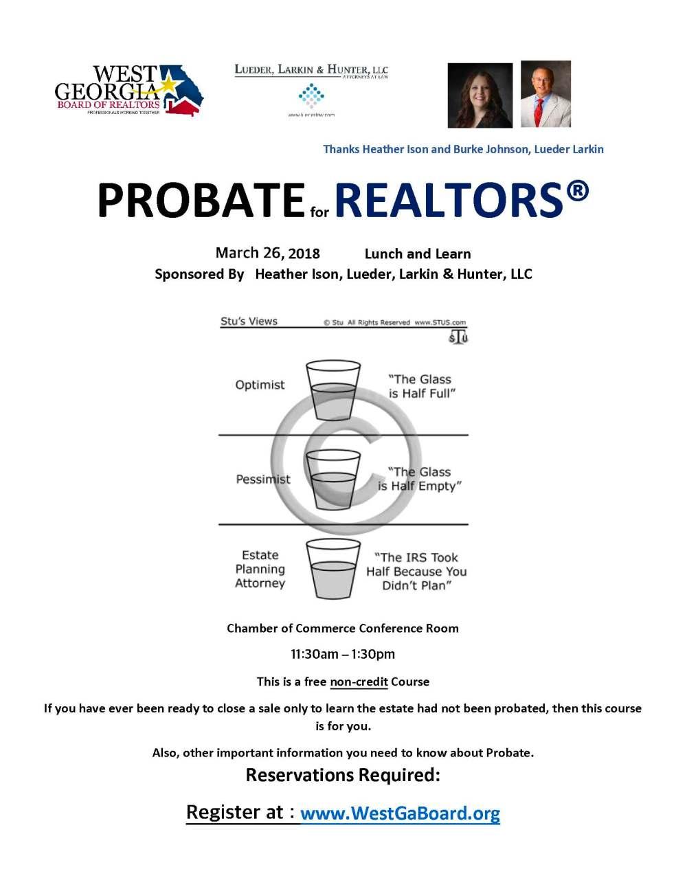 Probate for Realtors 2.26[2]